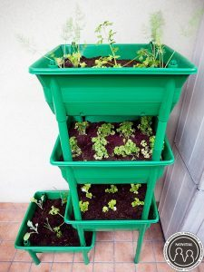 An urban balcony garden? it's easy and funny, with Orto&Orto!