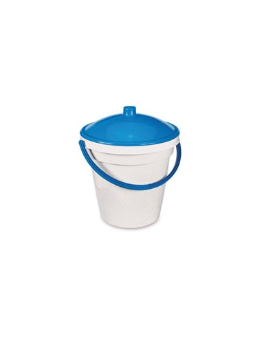 24l bucket + cover