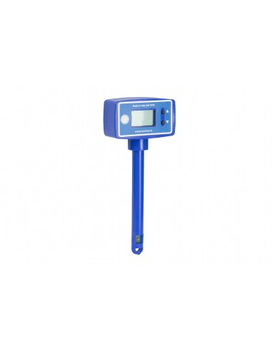 Thermometer with Hygrometer - Digital
