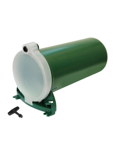 Cylinder-shaped rat trap, small